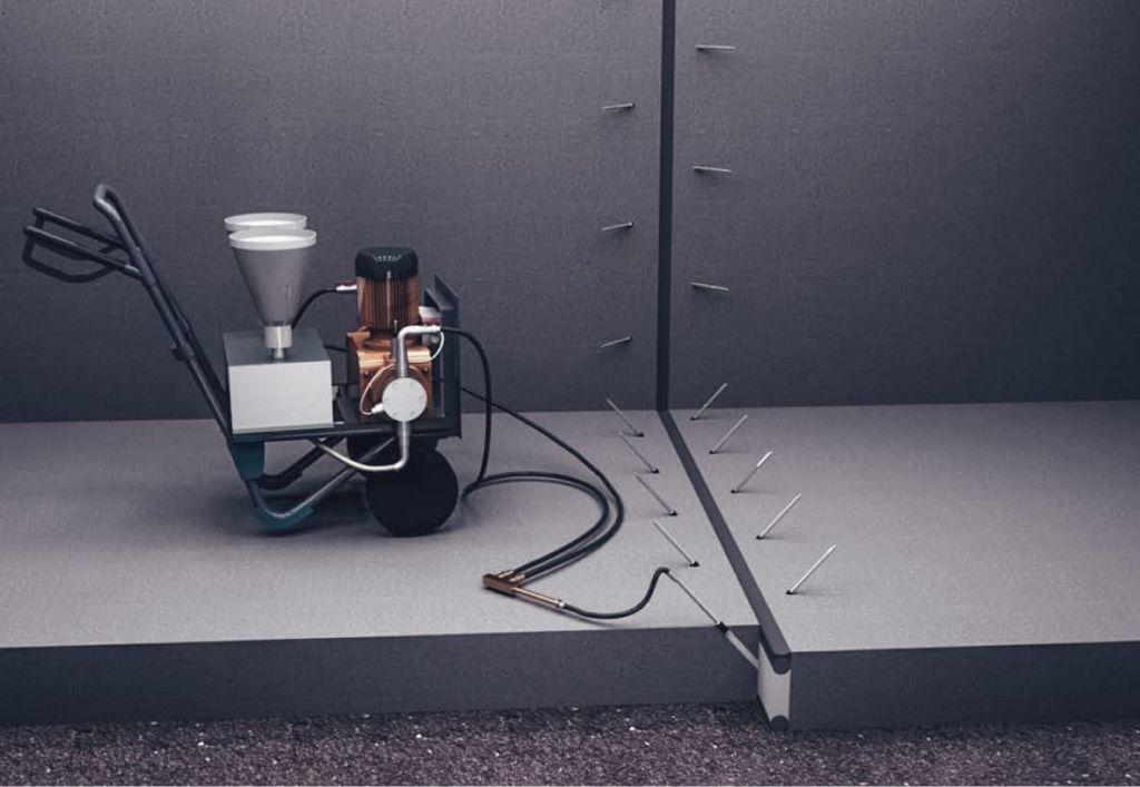 Inektirovanie fundamenta 1 1024x707 - Услуги гидроизоляции