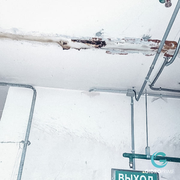 Gidroizolyaciya primykanij stena pol v podzemnom parkinge 7