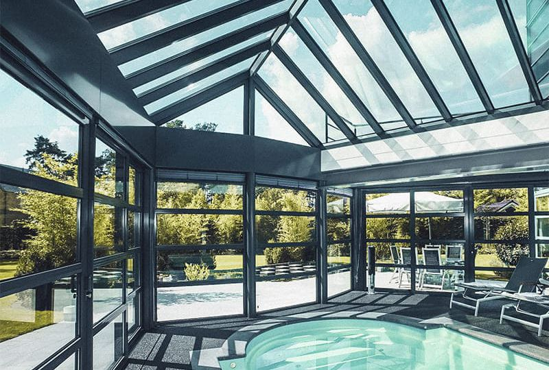 Гидроизоляция стеклянных зданий (1)