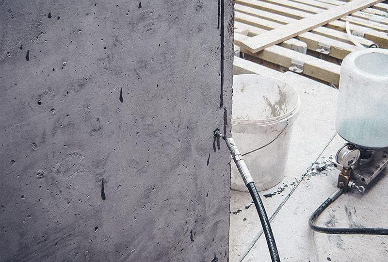 Инъектирование швов в бетоне (3)